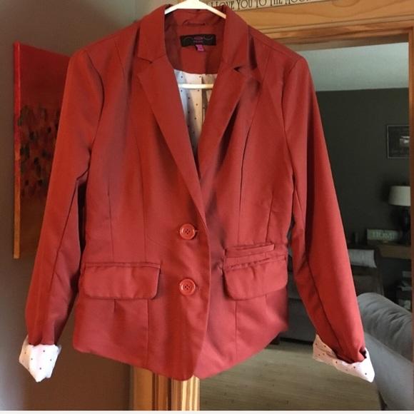 9b1025ff2316 neu look Jackets   Coats   New Look Stitch Fix Look Alike Orange ...